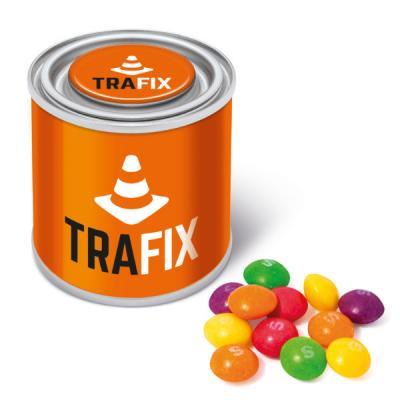 Image Of Small Paint Tin Skittles