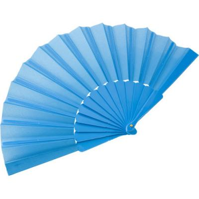 Image of Fabric hand held fan