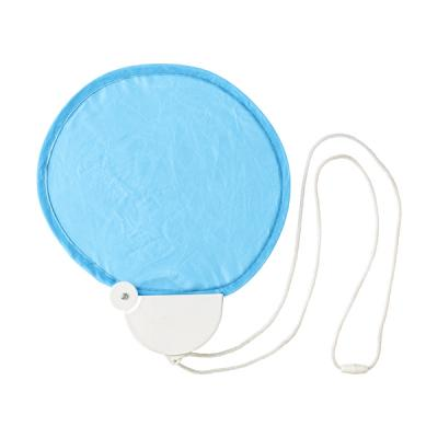 Image of Nylon foldable hand fan