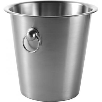Image of Steel champagne bucket