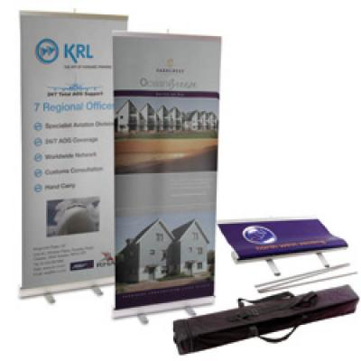 Image of Roll Up Banner - 2m x 800mm