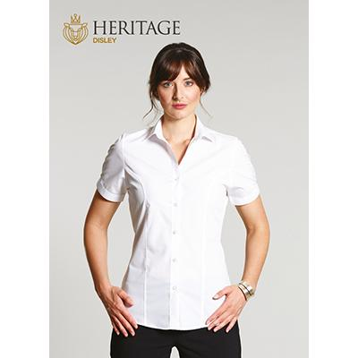 Image of Enya Cotton Rich Blouse