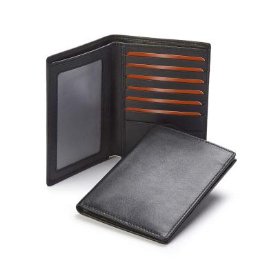 Image of Sandringham Nappa Leather Deluxe Passport Wallet