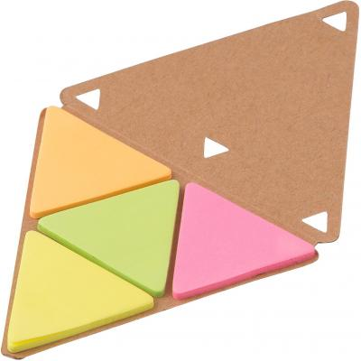 Image of Paper Sticky Note Holder