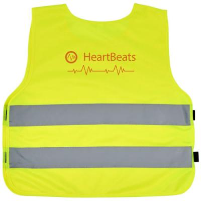 Image of Odile XXS safety vest with hook&loop for kids age 3-6