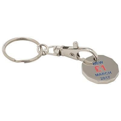 April Hot Products trolley keyring